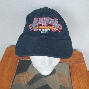 Alabama 2003 Tour Hat